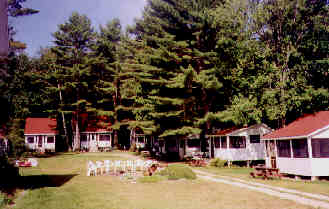 rentals pin sebago boat house maine lake lakefront family lodging cabins cabin cottages