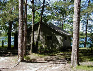 Balsam On Rennie Northern Michigan Vacation Cabin For Rent On Rennie Lake  In Traverse City